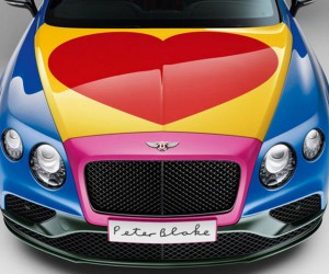 Sir Peter Blake Designed Bentley Is Thankfully One of a Kind