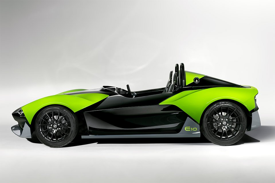 Inside the Zenos E10: A Lightweight and Affordable Track Day Car