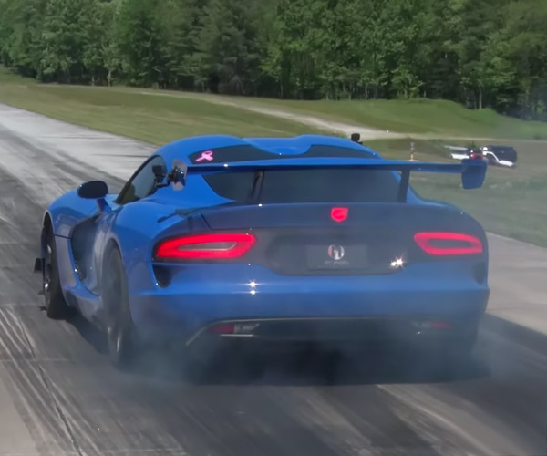 1500hp Viper Aims for 200 mph Half-Mile