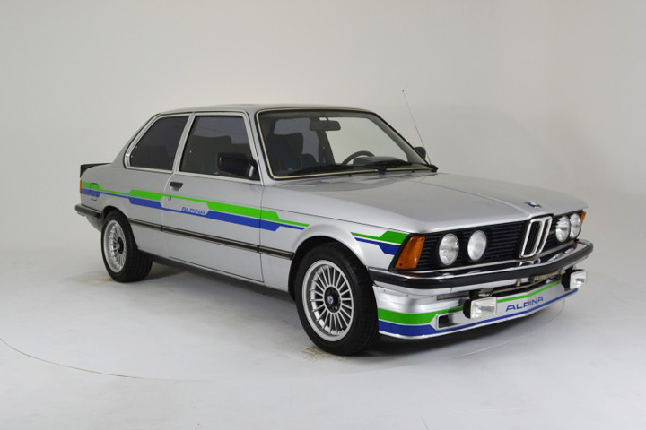 1983 Alpina C1 2.3 is Still Cool Three Decades Later