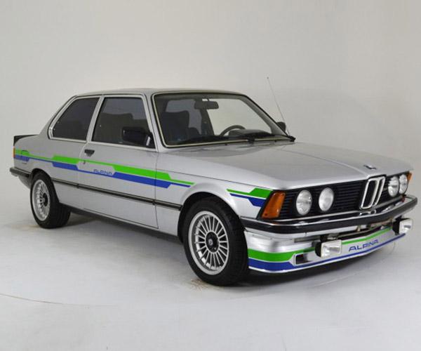 1983 Alpina C1 2.3 is Still Cool Three Decades Later