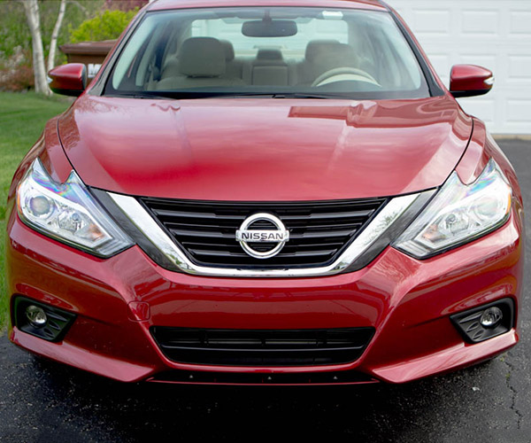 Review: 2016 Nissan Altima 2.5 SL