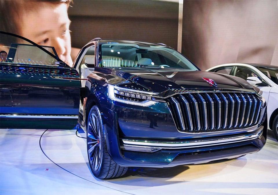 Inside the 2016 beijing motor show 95 octane - Auto motor show ...