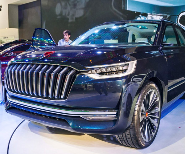 Inside the 2016 Beijing Motor Show
