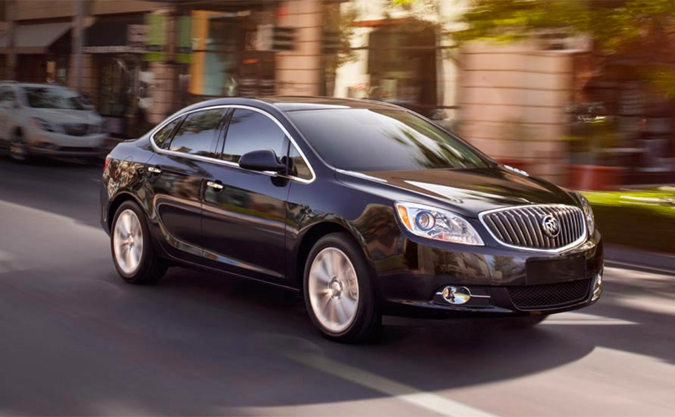 Buick to Kill Verano in Favor of Crossovers