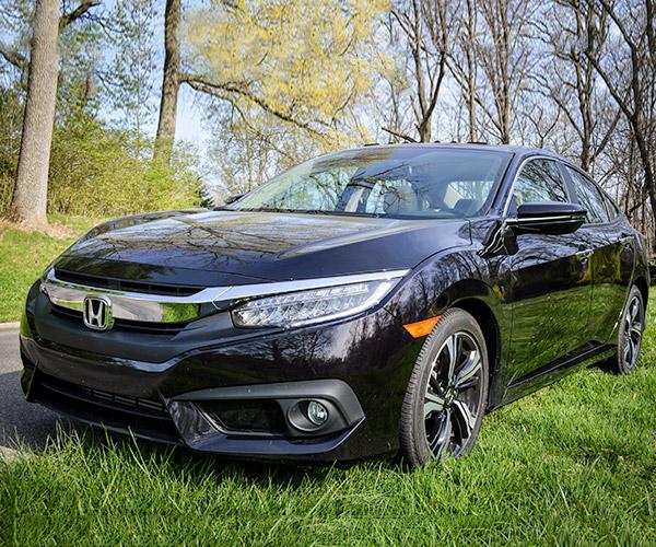 Review: 2016 Honda Civic Touring