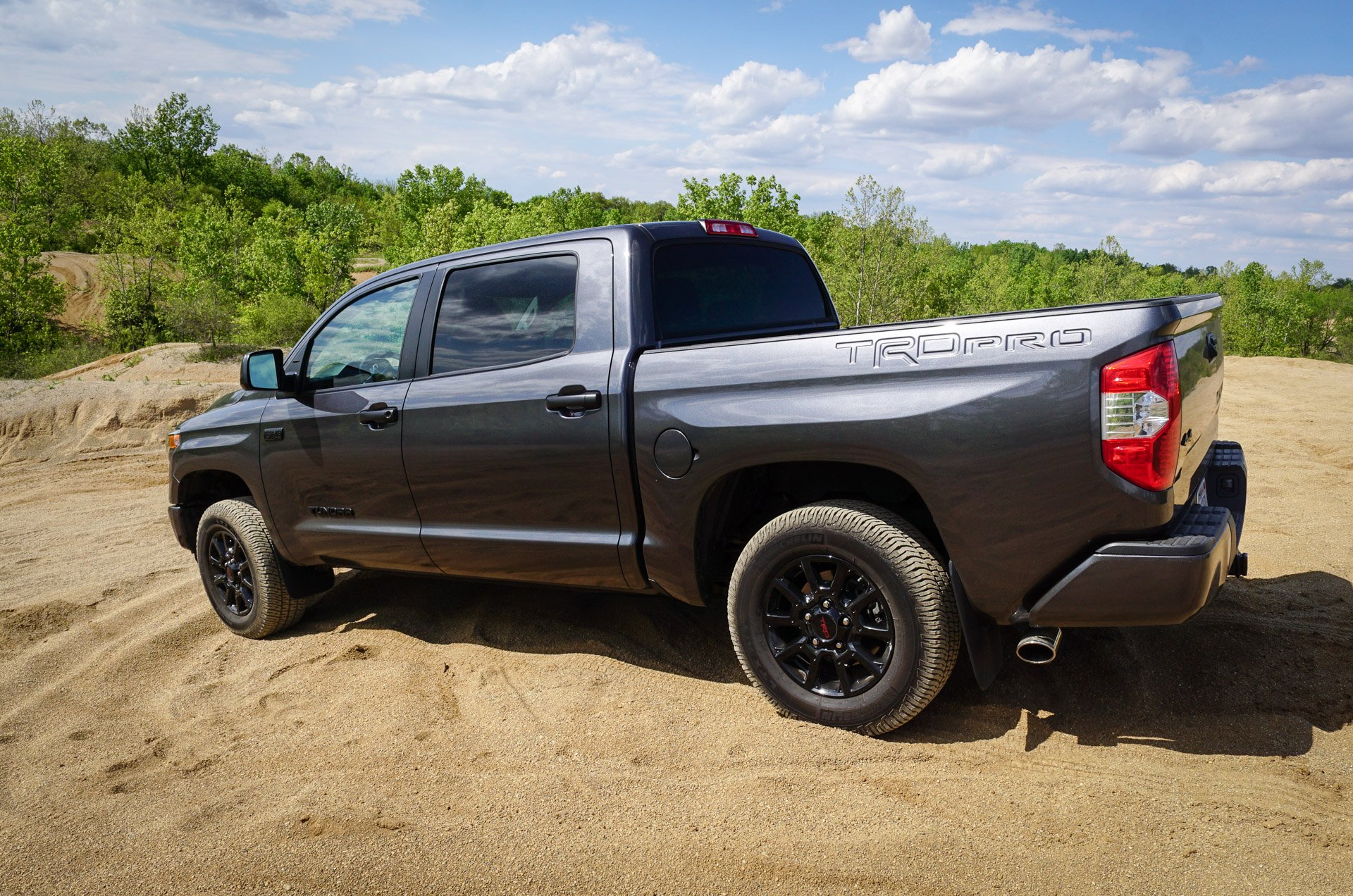 Off-Road: 2016 Toyota Tundra TRD Pro - 95 Octane