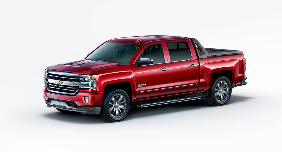 Chevy Silverado High Desert Reminds Us of the Avalanche