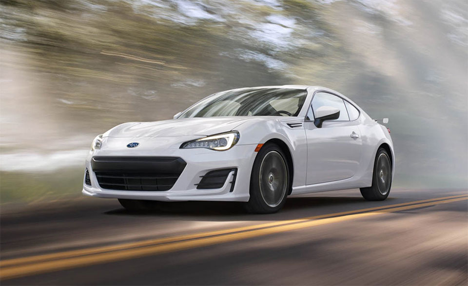 2017 Subaru BRZ Gets 5hp Power Increase… Huzzah?