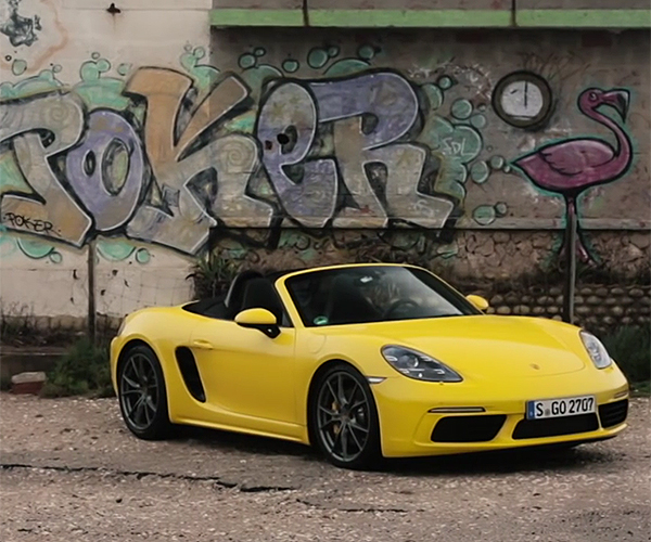 Is the Four-Cylinder Turbo Porsche 718 Boxster S a Step Forward?