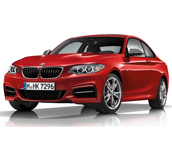 2017 BMW M240i Getting More TwinPower
