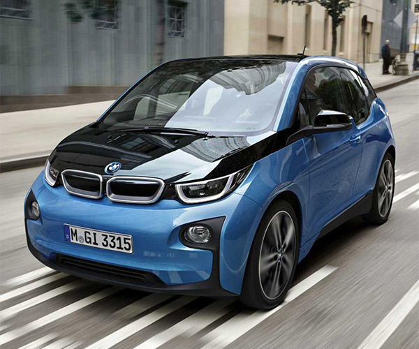 2017 BMW i3 Gets Larger Battery and Longer Driving Range
