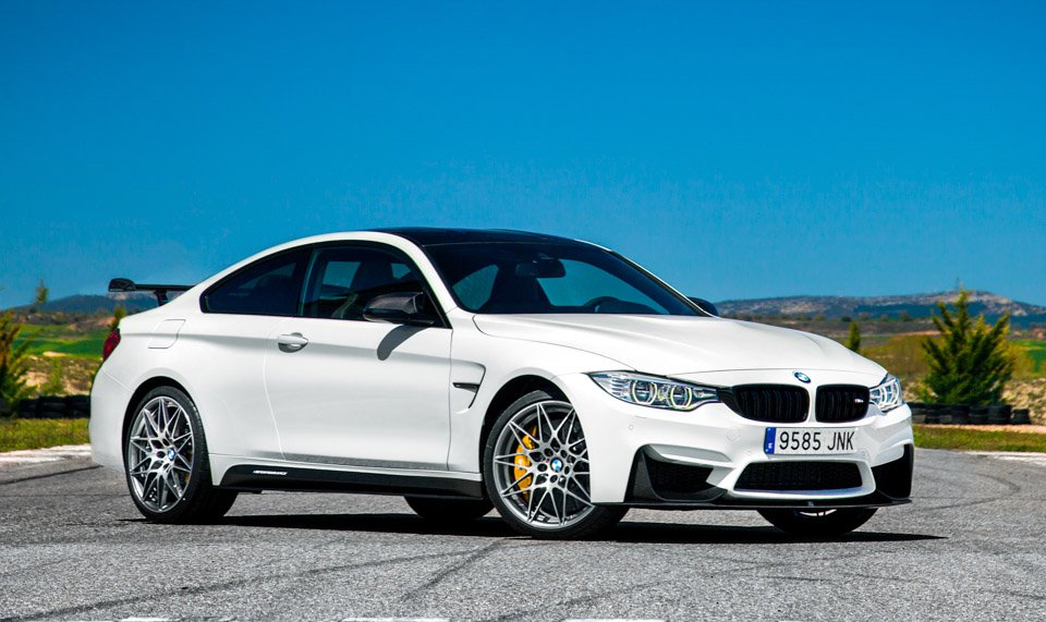 BMW M4 Competition Sport Brings the Pain to Spain