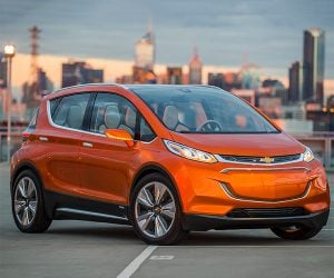 GM and Lyft Working on Self-Driving Chevy Bolt Taxis