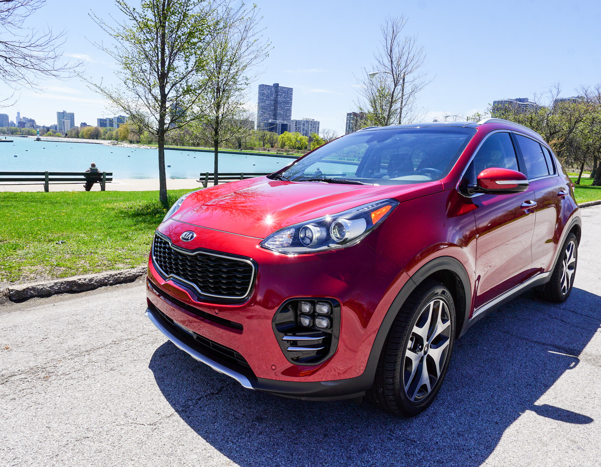 review 2017 kia sportage sx turbo 95 octane. Black Bedroom Furniture Sets. Home Design Ideas