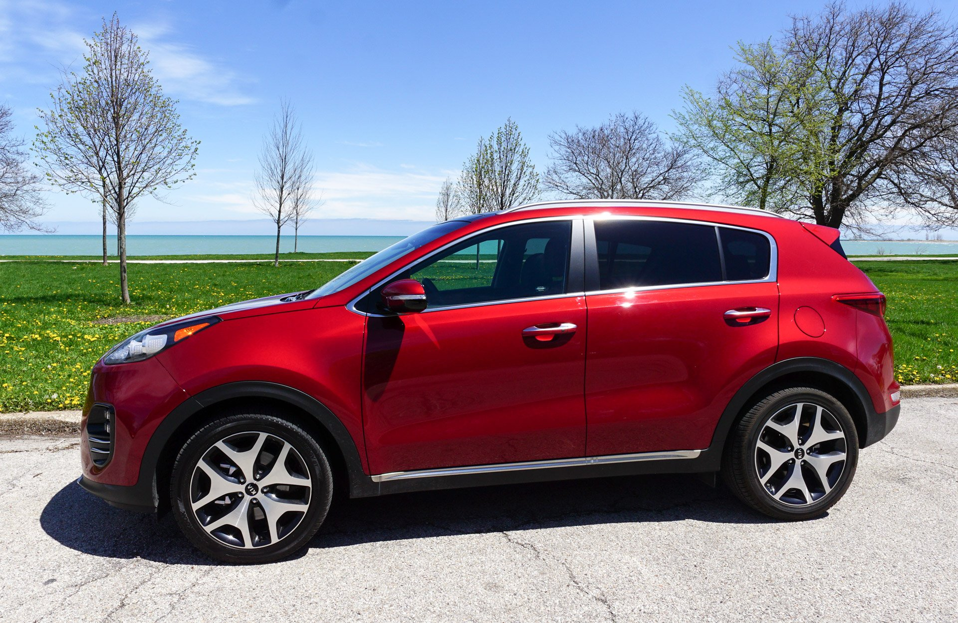 Review 2017 Kia Sportage Sx Turbo 95 Octane