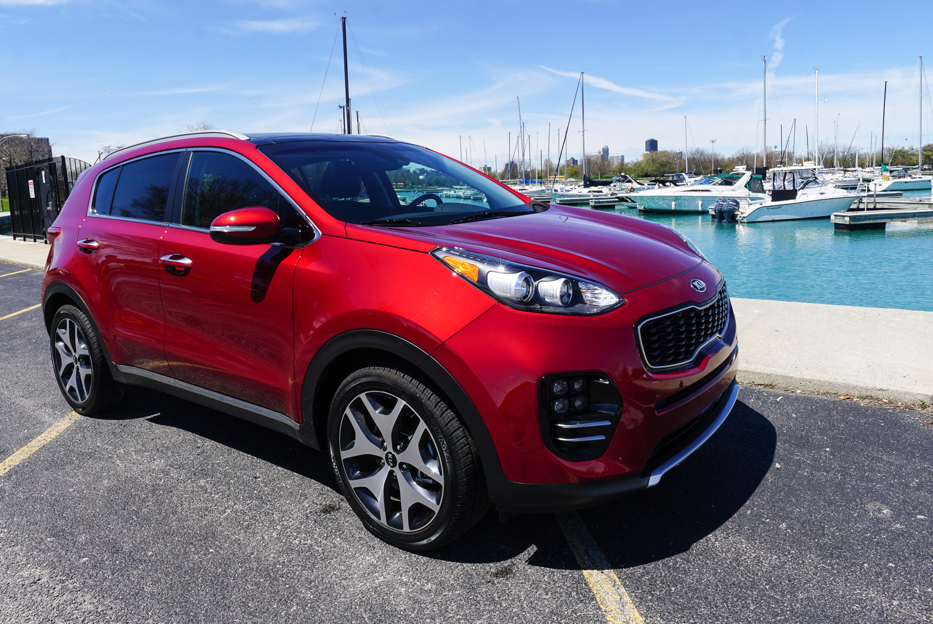 Review: 2017 Kia Sportage SX Turbo - 95 Octane