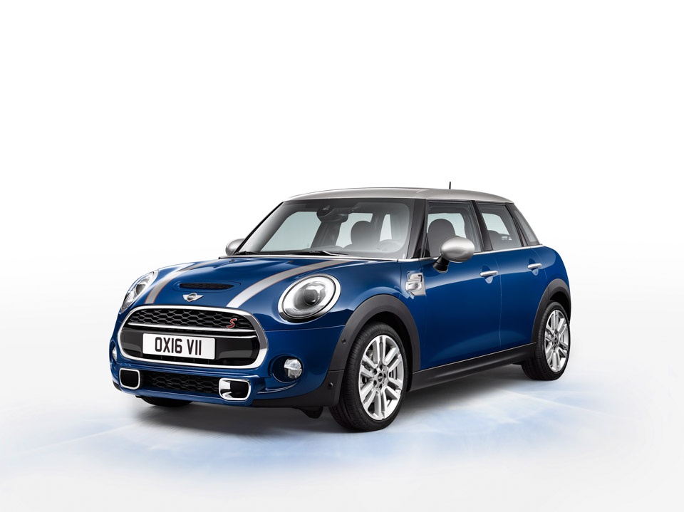 2017 MINI Seven Celebrates Being British