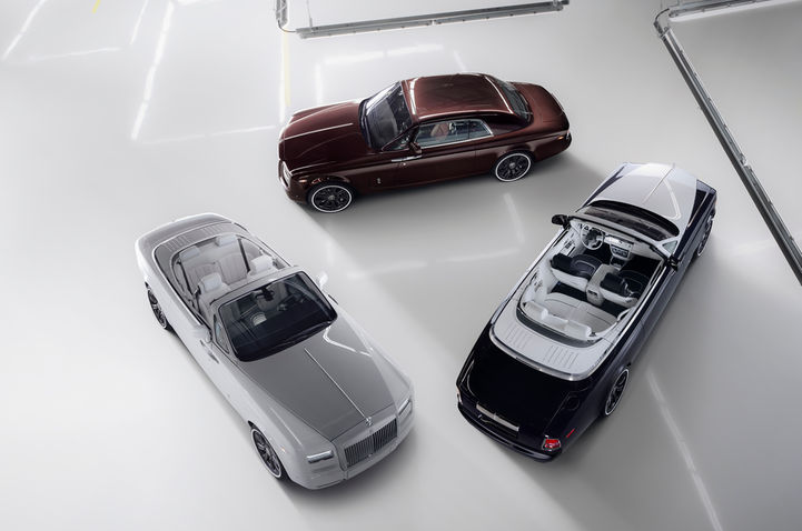 Rolls-Royce Phantom Coupe Zenith Collection