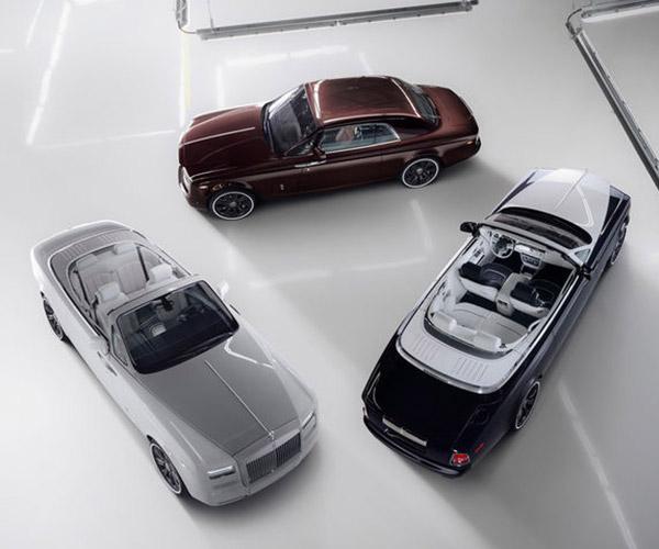 Rolls-Royce Phantom Coupe Zenith Collection