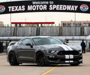 """2016 """"Car of Texas"""" Unsurprisingly a Shelby Mustang"""