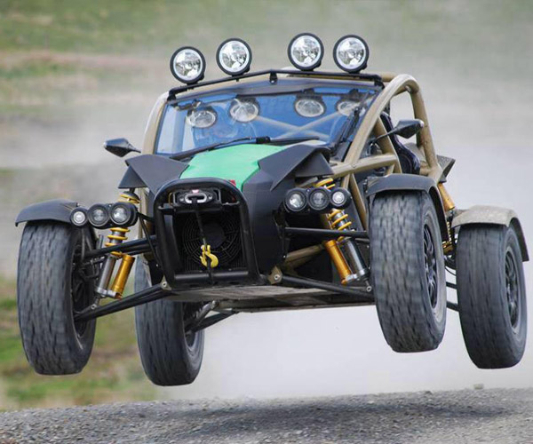 Ariel Nomad Available to Purchase in US