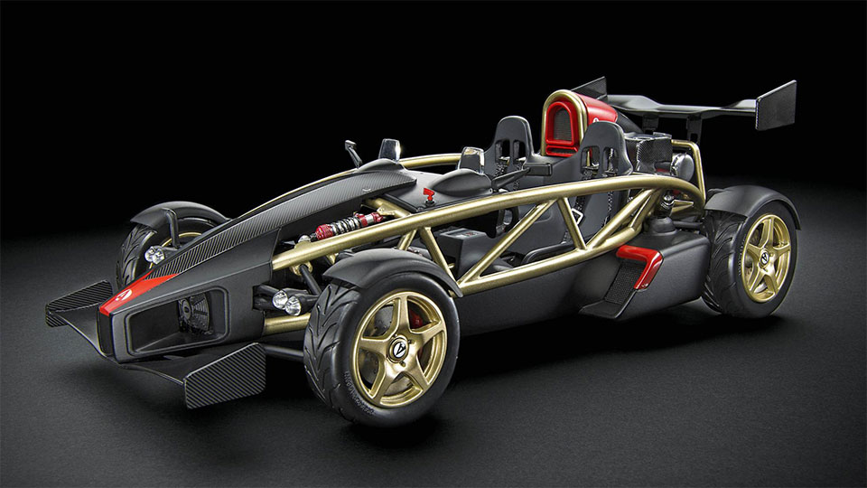 Own an Ariel Atom V8 for Just $217