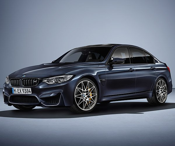 "BMW ""30 Years M3"" Celebrates the Birthday of an Icon"