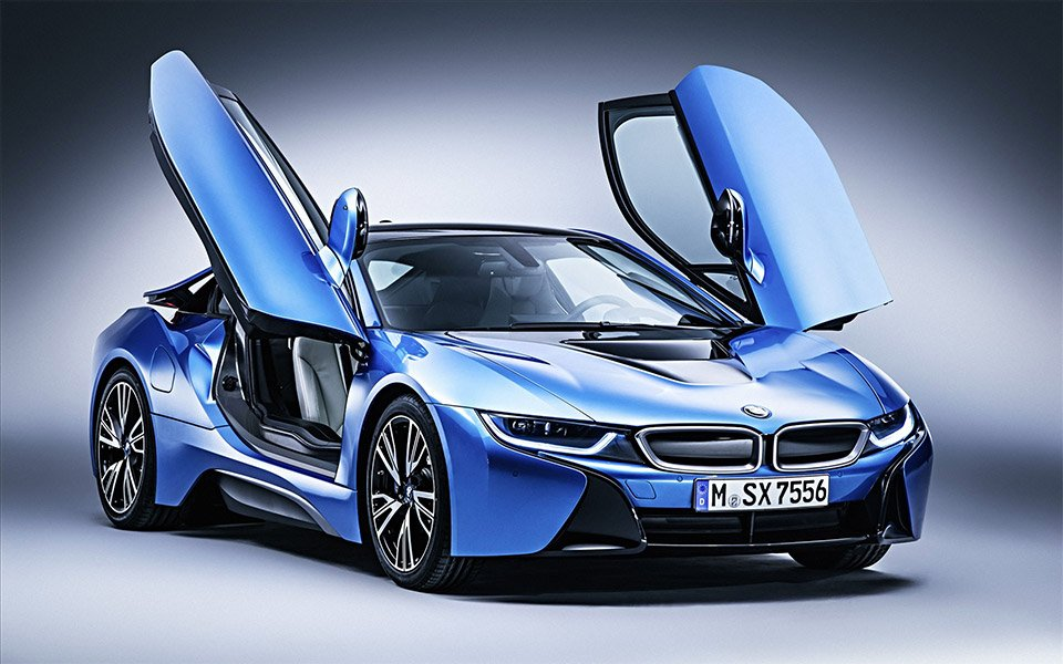 2017/2018 BMW i8 Tipped for More Power and a Facelift - 95 Octane