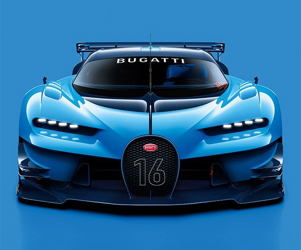 Bugatti Vision Gran Turismo Sounds as Good as It Looks
