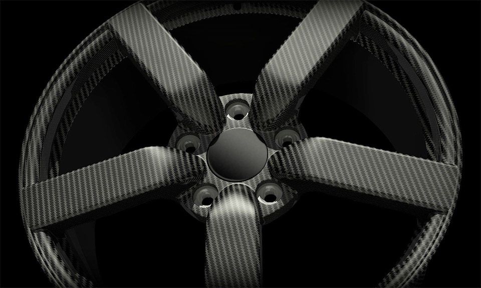 GM Might Use Carbon Fiber Wheels on Future Cars