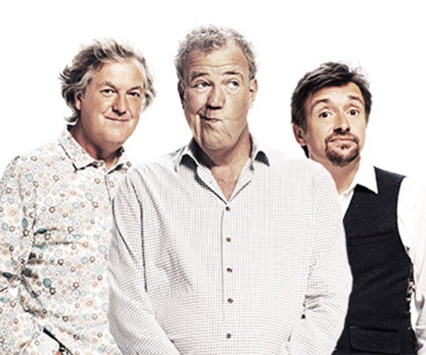 Clarkson, Hammond and May's New Show Has a Name