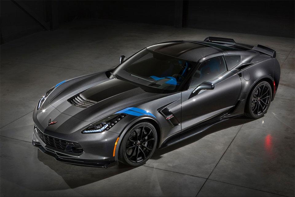 2017 Corvette Grand Sport Price Announced