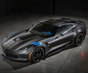 2017 Corvette Grand Sport Price Announced