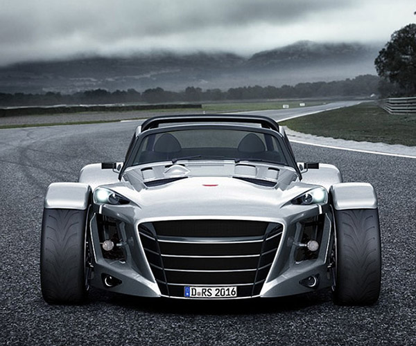Donkervoort D8 GTO-RS is the Fastest GTO Ever