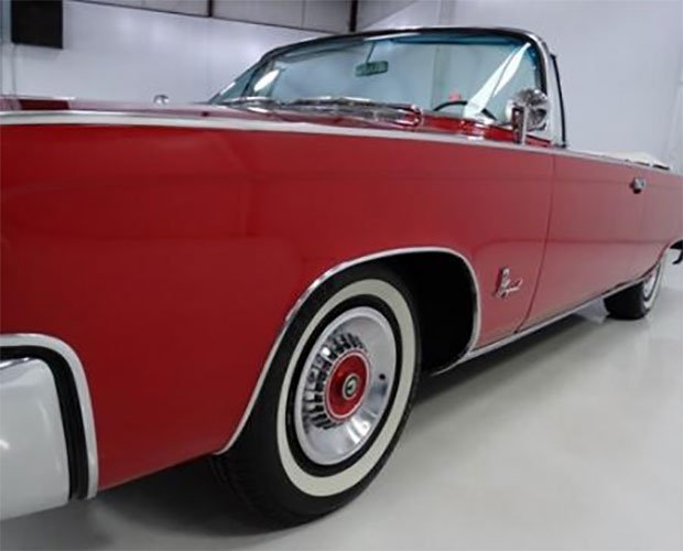 Own Don Draper's 1964 Imperial Crown Convertible