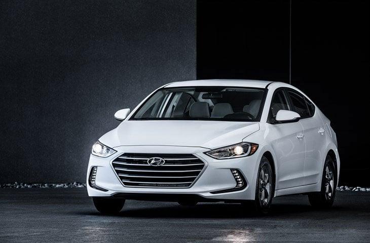 2017 Hyundai Elantra Eco Gets Impressive Fuel Economy and Price