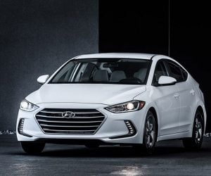 2017 Hyundai Elantra Eco Gets Impressive Fuel Economy and Price