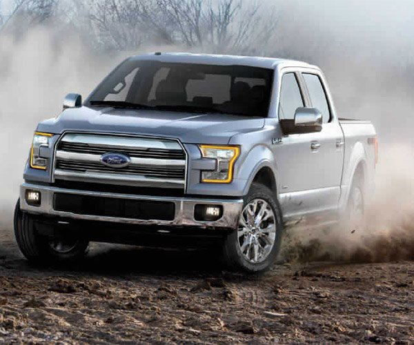 2017 Ford F-150 to Get New 3.5L EcoBoost and 10-speed Auto