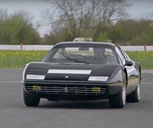 Ferrari 365 GT4 BB: The First Mid-Engined Ferrari