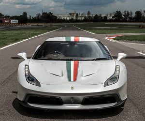 Ferrari's Latest One-Off Creation, The 458 MM Speciale