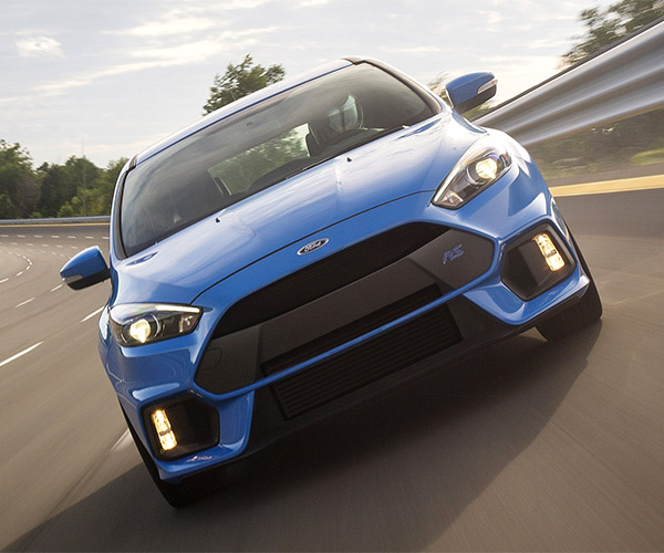 Mountune Announces Upgrades for Ford Focus RS
