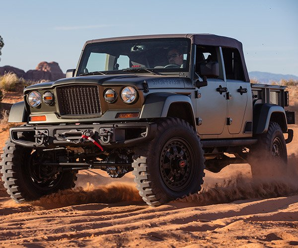 Jeep Crew Chief 715: The Concept Jeep Should Build