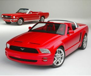 2004 Ford Mustang Convertible Concept Can Be Yours