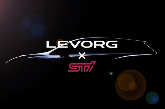 Subaru Levorg STI Is the WRX Wagon We Want