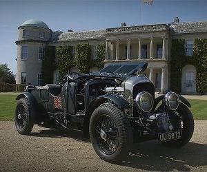 Bond's First Wheels, the 1929 Birkin Blower Bentley