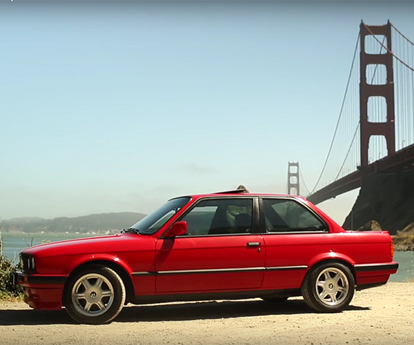 A 1991 BMW E30 Brings out All the Auto Lover Feels