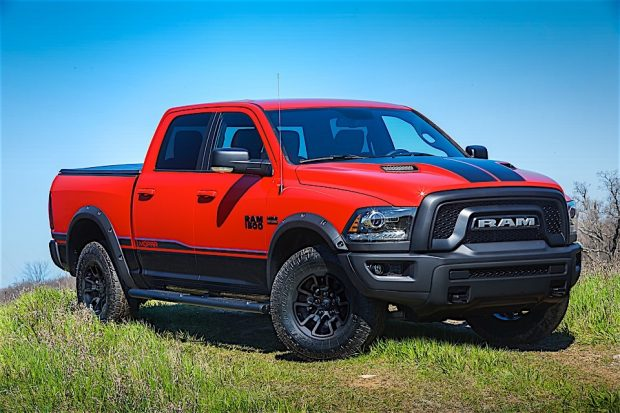 Limited Edition Mopar Rebel