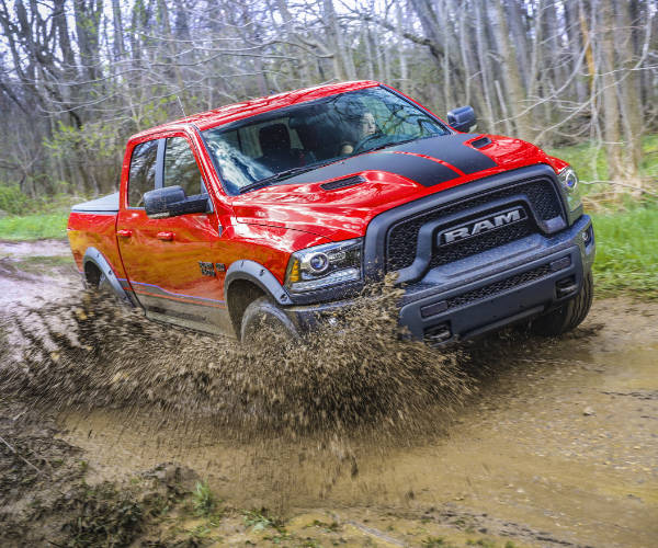 Ram Rolls out Limited Edition Mopar Rebel