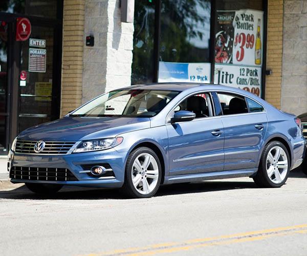 Review: 2016 Volkswagen CC R-line